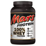 Proteinpulver: Mars 100% Whey Protein Powder, 800g