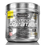 Kreatin: Muscletech Essential Series Platinum 100% Creatine, 400g