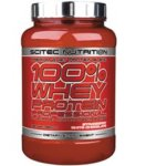 Proteinpulver: Scitec 100% Whey Protein Professional