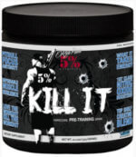 PWO: 5% Nutrition Kill it