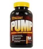 PWO: Mutant Pump (Stimfria kapslar)