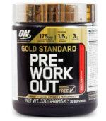 PWO: Gold Standard Pre-workout