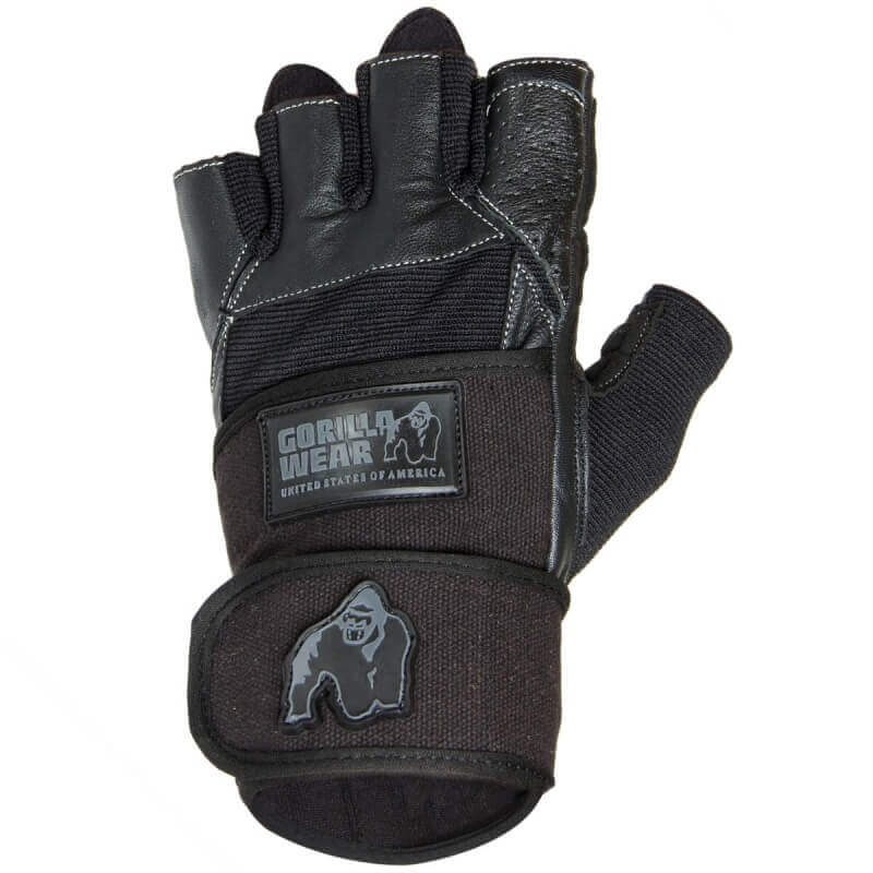 Dallas Wrist Wrap Gloves