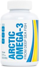 Fiskleverolja/Omega-3: Arctic Omega-3 Fiskleverolja