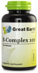 B-vitamin: Great Earth B-Complex