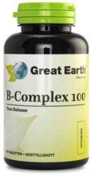 B-vitamin: Great Earth B-Complex