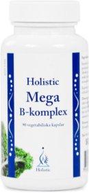 B-vitamin: Holistic Mega B-komplex