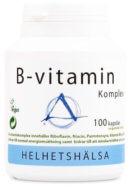 B-vitamin: Helhetshälsa B-Vitamin Komplex