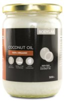 Kokosolja: Bodylab Coconut Oil