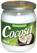 Kokosolja: Cocosa Extra Virgin Coconut Oil