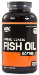 Fiskleverolja/Omega-3: Optimum Nutrition Fish Oil