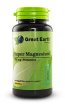 Magnesiumtillskott: Great Earth Super Magnesium