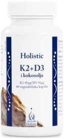 Vitamin K2: Holistic K2+D3