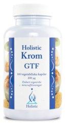 Kromtabletter: Holistic Krom GTF