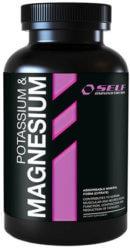 Kaliumtabletter: Self Omninutrition Potassium & Magnesium