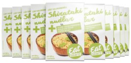 Shirataki-nudlar: Eat Smart Shirataki
