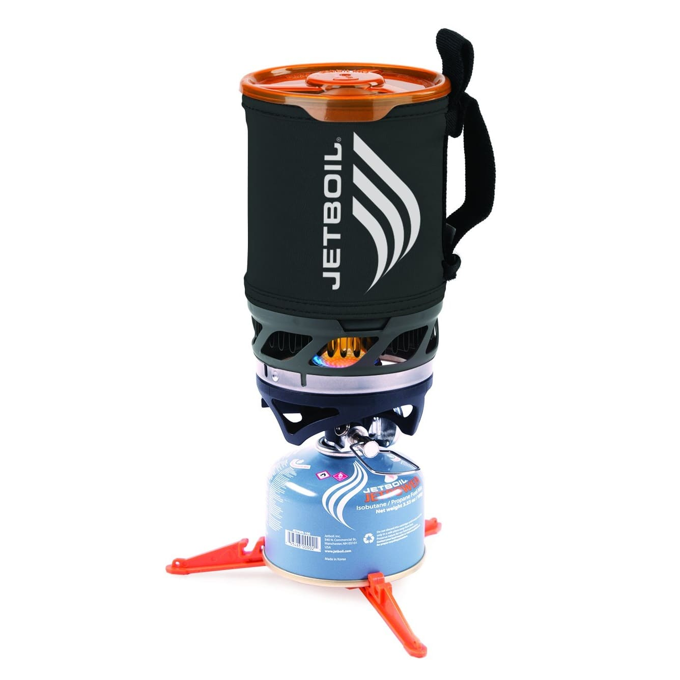 MicroMo Cooking System, Jetboil