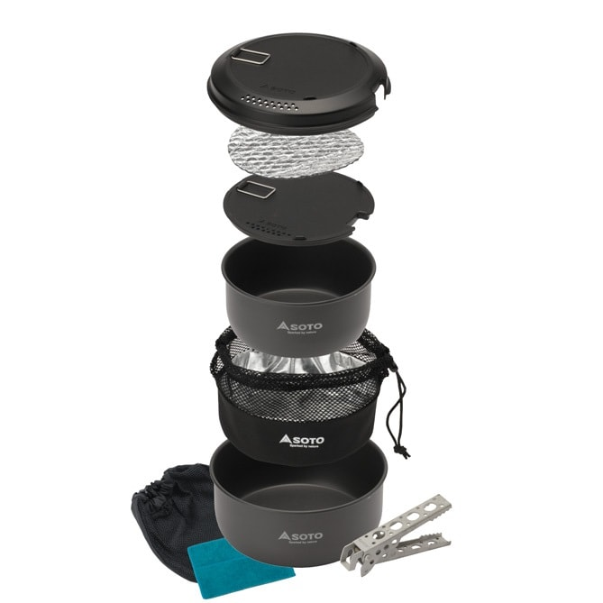 Navigator Cookware Set, Soto