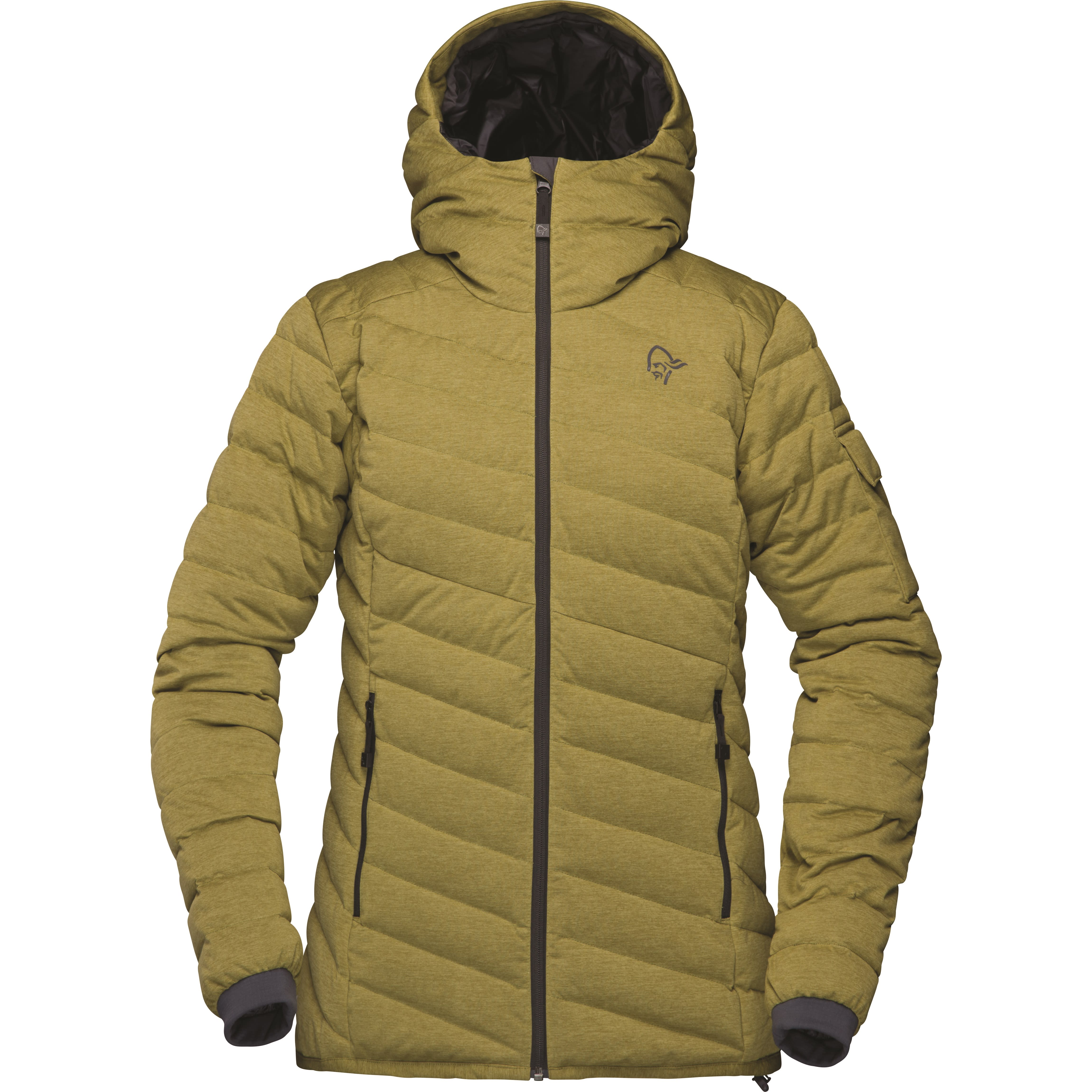 Tamok Light Down750 Jacket Women, Norrøna