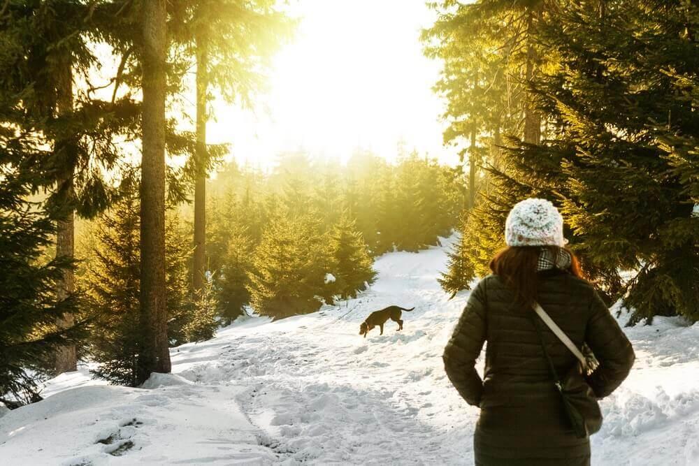 Womens anka fleecefodrad vattentät regn snö vinter varm