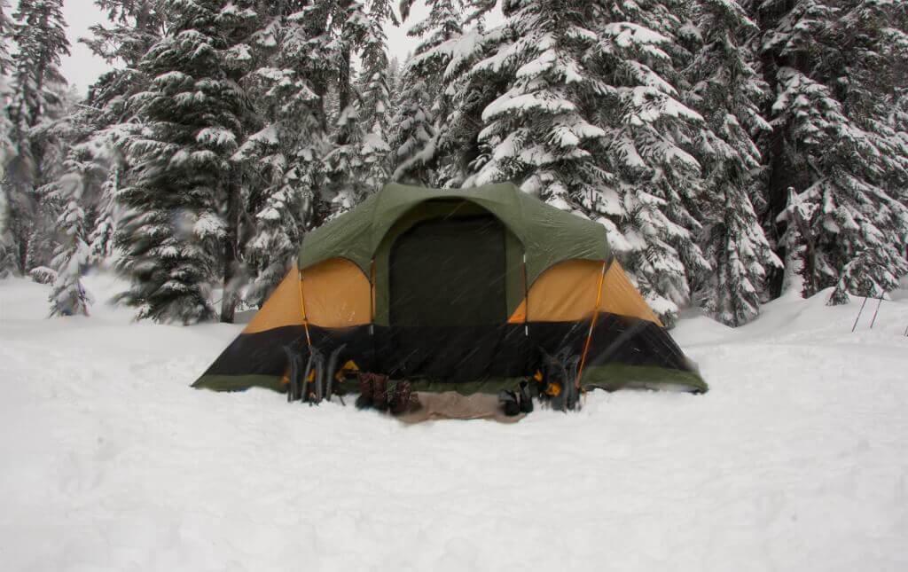 Sovsäckar för bruk på vintern - stort test