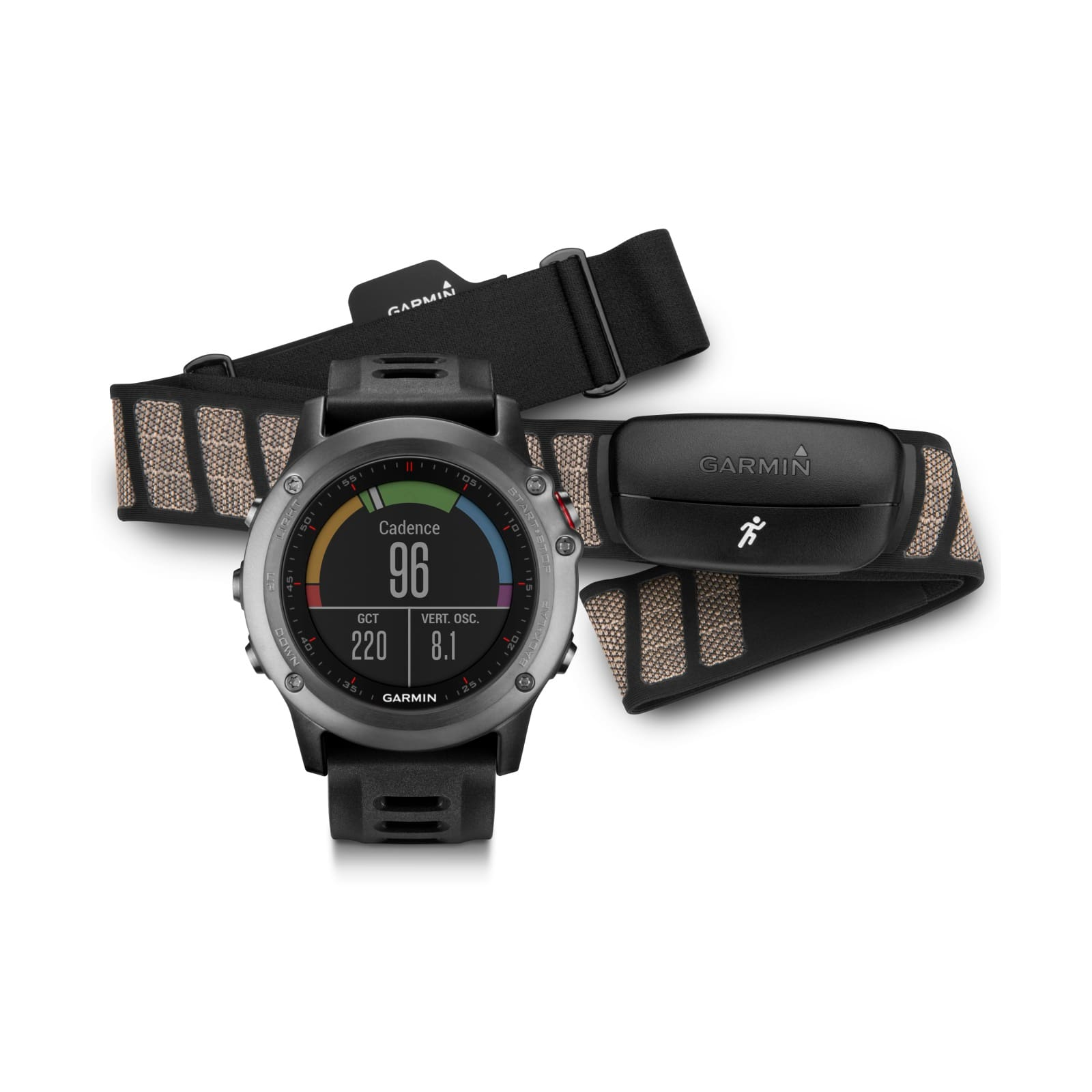 fenix® 3 Performer Bundle, Garmin