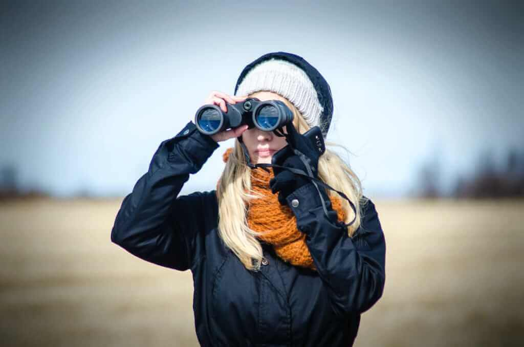 test av kikare