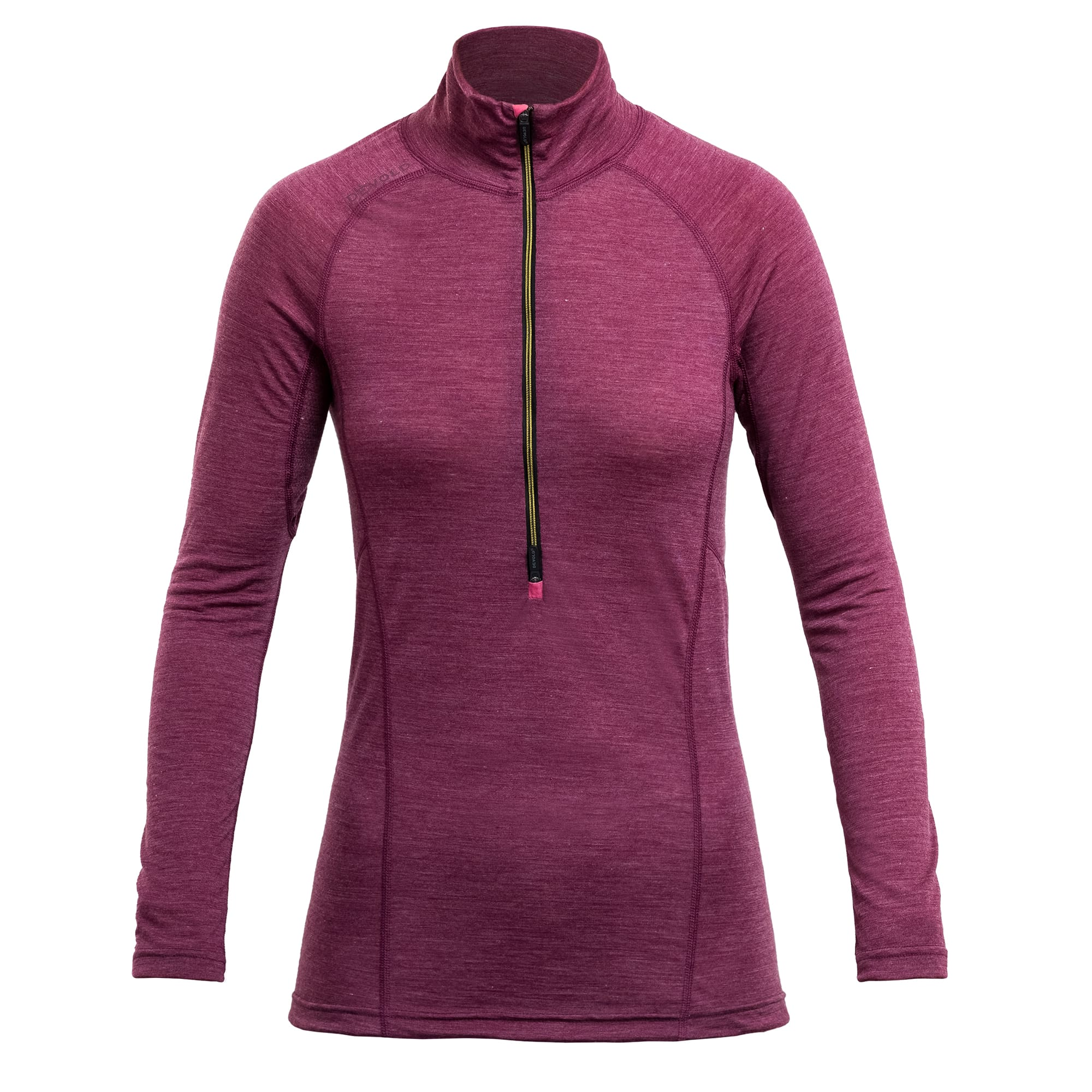 Running Woman Zip Neck, Devold