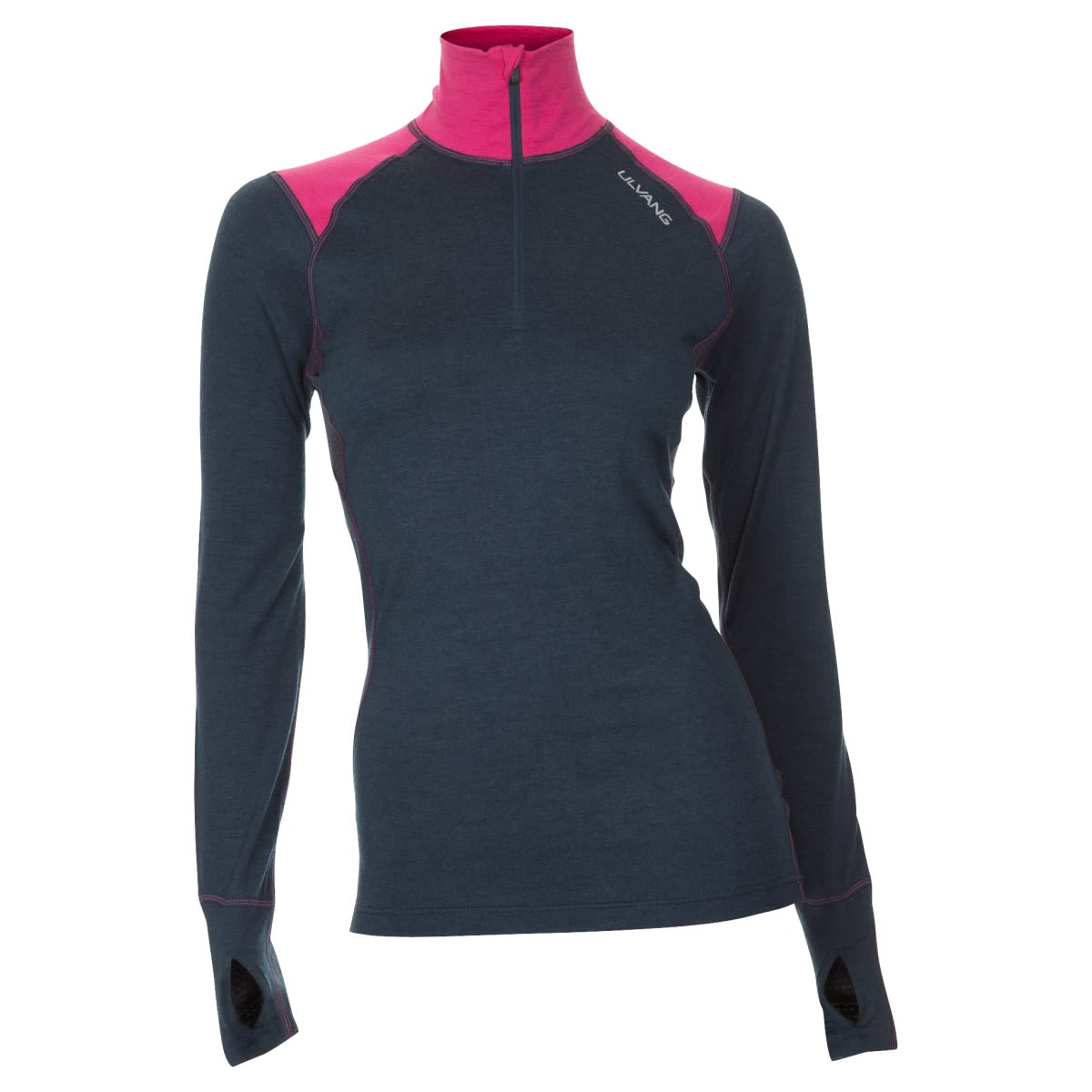 Training Turtle Neck W/Zip Women
