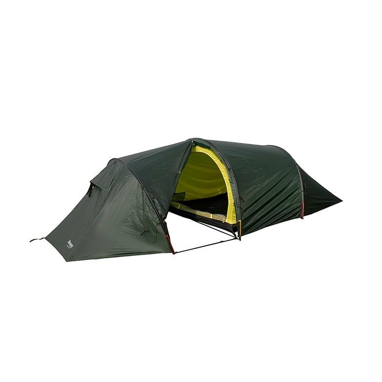 Hardangervidda 4-pers Tent - Bergans