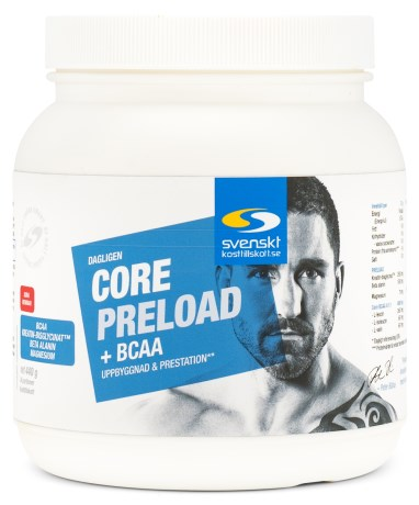 Core Preload + BCAA